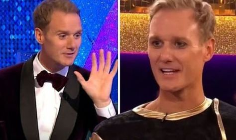 'I'm gutted' Dan Walker bids farewell to his 'amazing' Strictly Come Dancing co-star