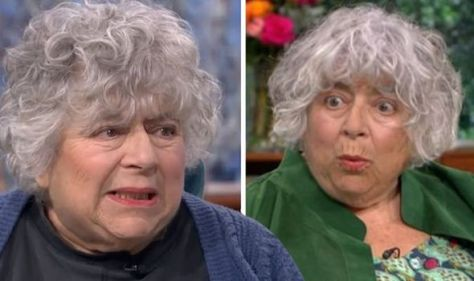 Miriam Margolyes addresses accepting her OBE: 'It goes against everything I believe in!'