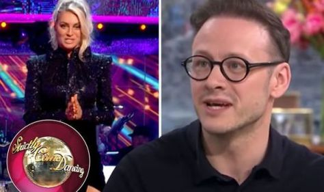 Kevin Clifton hits back at claims Strictly is pretending to be live as viewers spot change