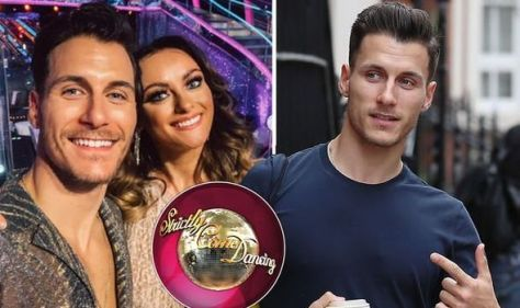 Gorka Marquez speaks out on claim he doesn't get on with Strictly partner Katie McGlynn