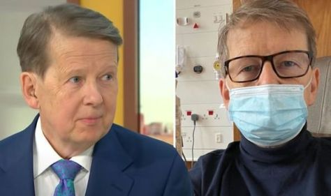 Bill Turnbull receives blood transfusion amid cancer fight as Steph McGovern sends support