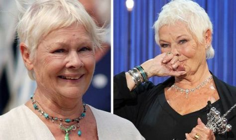 Judi Dench looks in the mirror 'all the time' after finding out about her hidden heritage