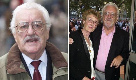 Bernard Cribbins devastated as TV legend announces 'devoted' wife Gillian has died