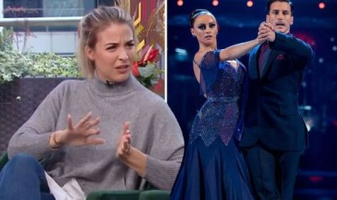 Gemma Atkinson addresses claim she was the reason behind Gorka and Katie's Strictly exit