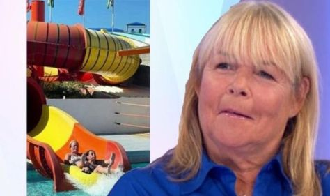Linda Robson sparks concern as Loose Women fans urge her to see GP after holiday accident