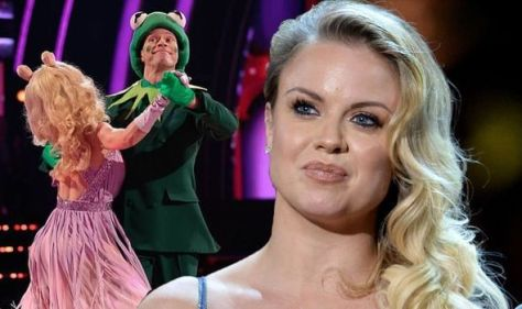 Former pro Joanne Clifton believes Robert Webb's quickstep put pressure on his heart