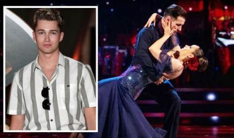 'Felt cold' Strictly pro AJ Pritchard claims Katie McGlynn didn't give her all amid exit