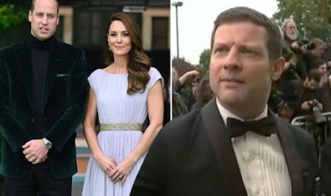 Dermot O'Leary speaks out on Prince William laying down his demand at Earthshot ceremony