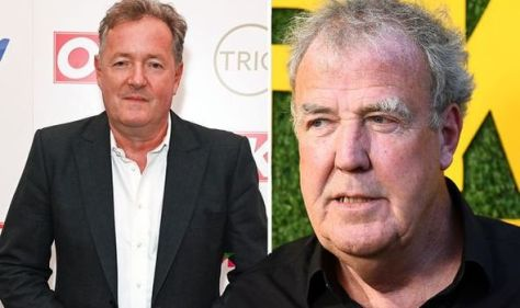 Piers Morgan exposes surprising message from Jeremy Clarkson he wanted to keep private