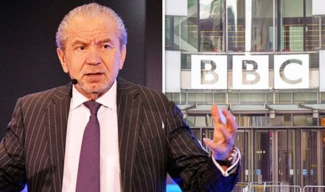 'Fix it!' Lord Sugar hits out at BBC as he claims they're 'ruining' The Repair Shop