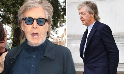 Paul McCartney, 79, hits back at claims he's 'old and retiring' as he launches new project