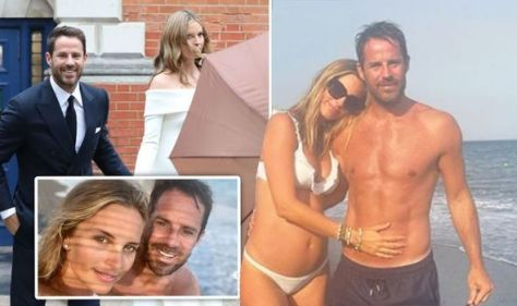 Jamie Redknapp 'determined to protect' pregnant new wife Frida - expert speaks out