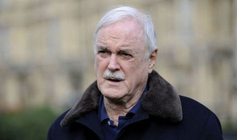 John Cleese blasted for '1980s' joke using 'tired and old stereotype'