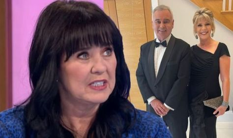 Ruth Langsford's demotion from This Morning was 'horrendous' according to pal Coleen Nolan