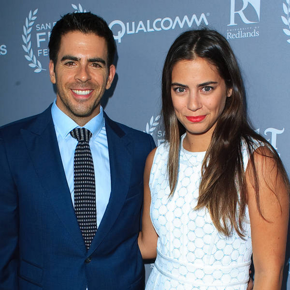 Eli Roth marries in Chile   Celebrity News   Showbiz   TV   Express     Horror movie director ELI ROTH has married his fiancee in Chile