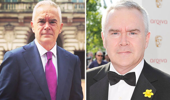 BBC News: Huw Edwards becomes sex symbol after incredible ...
