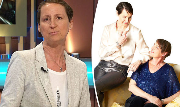 Carol McGiffin sister Tracy