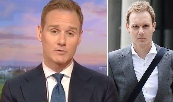 Dan Walker Bbc Breakfast Praises Tony Foulds Made Me Cry In Emotional Flypast Speech