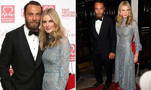 Image result for image of donna air and james middleton