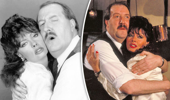 Gorden Kaye's co-star Vicki Michelle leads tributes to the late 'Allo 'Allo! actor