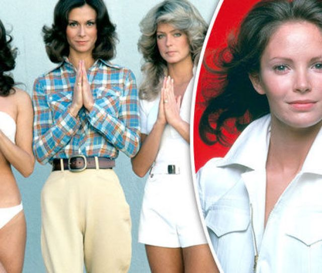 Jaclyn Smith Made Up One Third Of The Charlies Angels