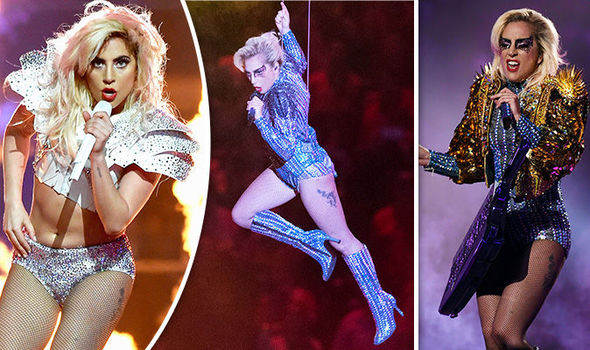 Lady Gaga put on a show-stopping performance