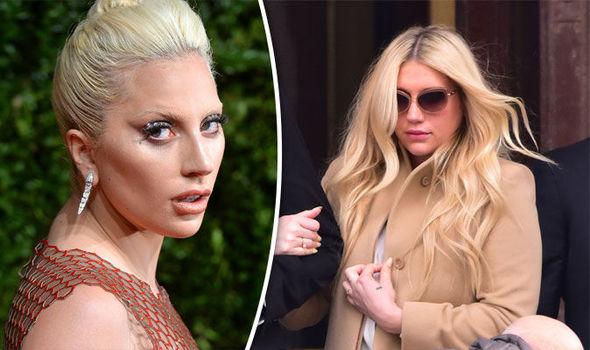 Gaga and Kesha