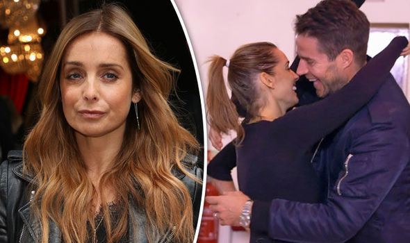 Louise Redknapp re-couple husband Jamie split