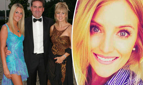 Richard Keys wife Julia Lucie Rose