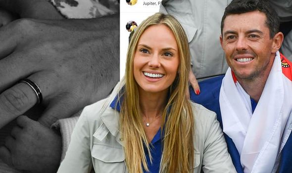 Rory McIlroy and wife Erica welcome first child together ...