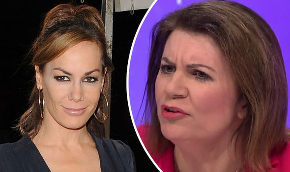 talkSPORT host Julia Hartley-Brewer hit out at Tara Palmer-Tomkinson