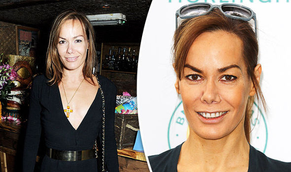 Tara Palmer-Tomkinson was found dead yesterday