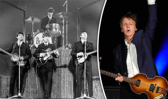 The Beatles and Sir Paul McCartney