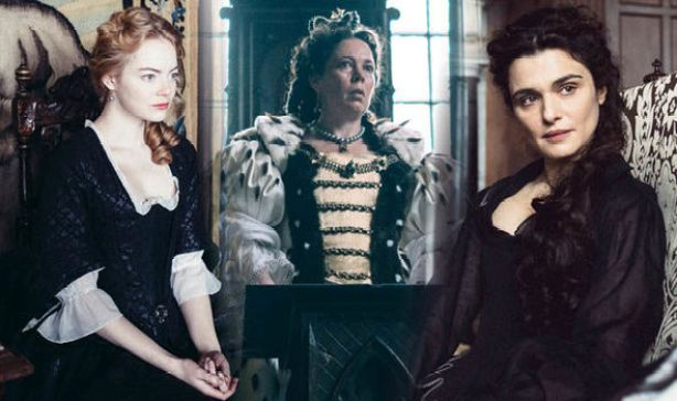 Image result for Olivia Colman The Favourite