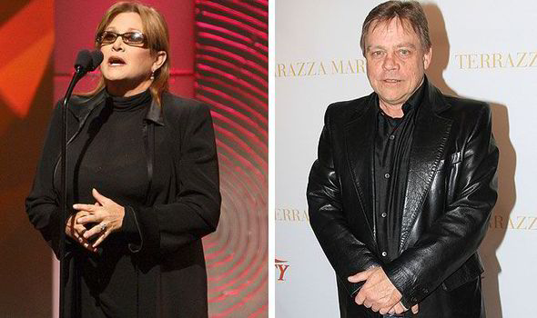 Carrie Fisher Weight Loss 2013