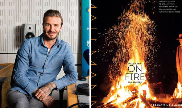Cover of Mallmann on fire (right)