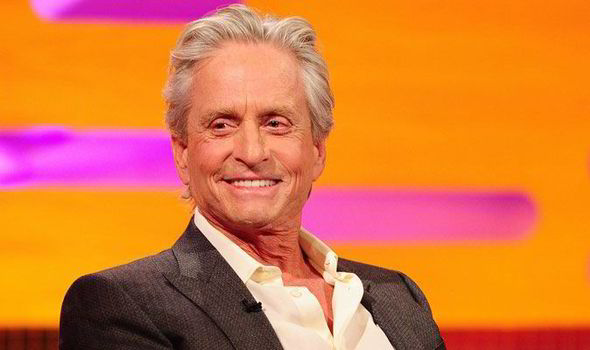 Michael Douglas: Liberace role was lure to beat cancer ...