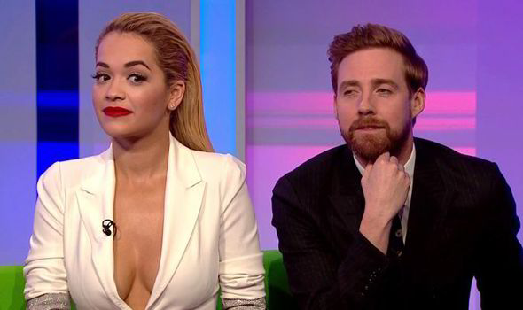 Rita Ora shows too much cleavage on The One Show: BBC gets ...
