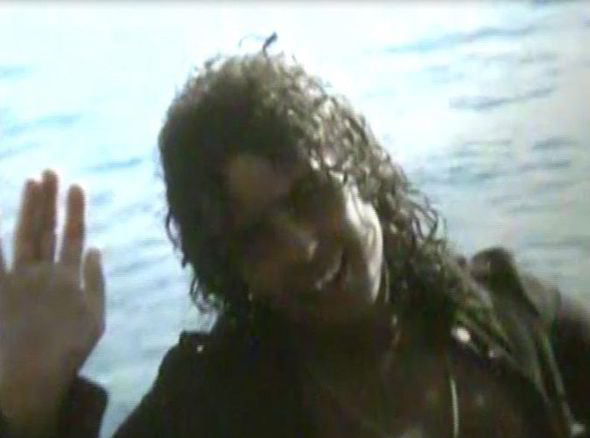 Rare Film Footage Of Marc Bolan On Holiday With Ringo