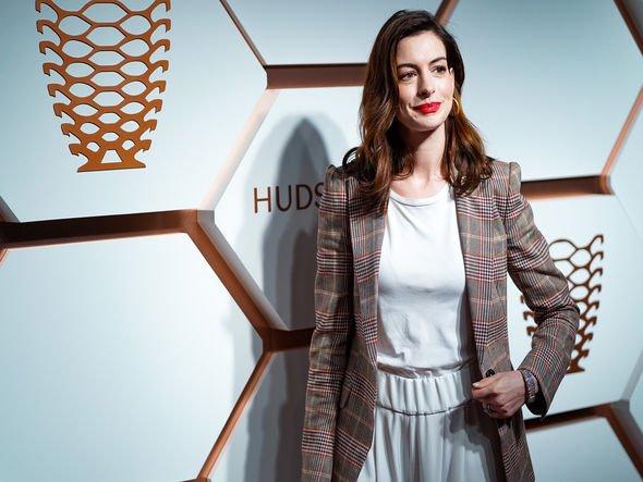 Anne Hathaway yorkshire