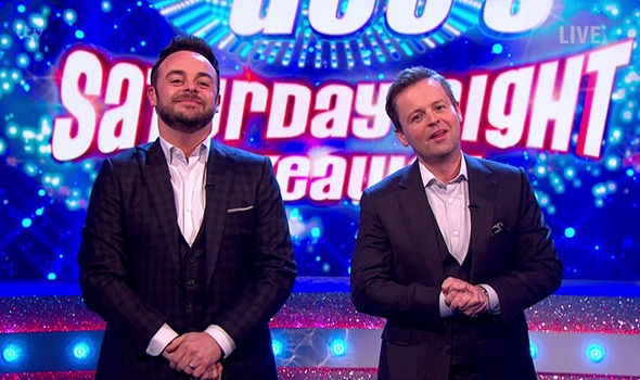 Ant and Dec's Saturday Night Takeaway will return later this year