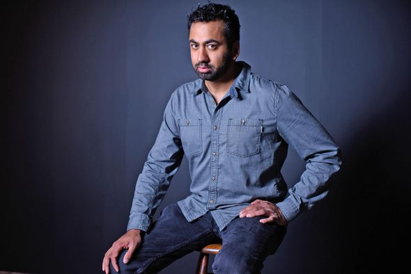 Actor Kal Penn helps raise $550,000 for Syrian refugees