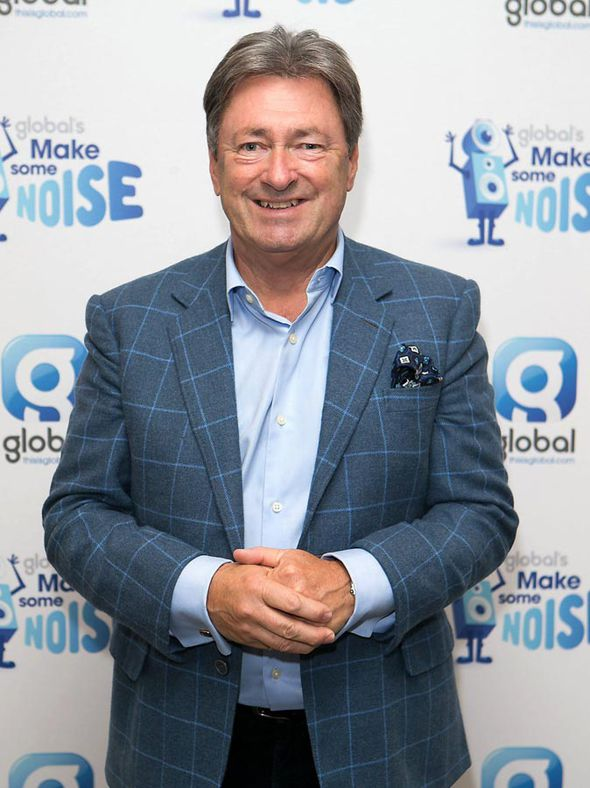 Alan Titchmarsh claimed the late Nelson Mandela was very charismatic