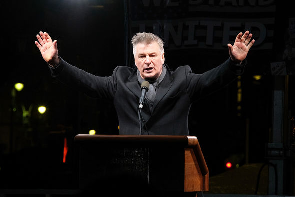 Alec Baldwin put on a Donald Trump impression