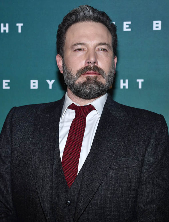 Ben Affleck at awards