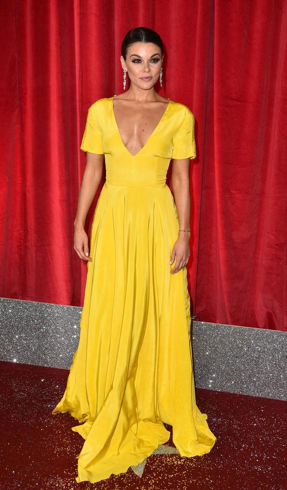 British Soap Awards Coronation Street Faye Brookes