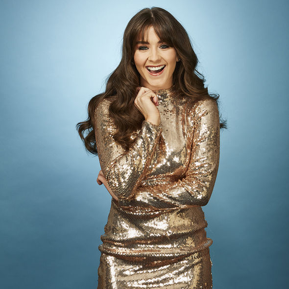 Brooke Vincent is going on Dancing on Ice