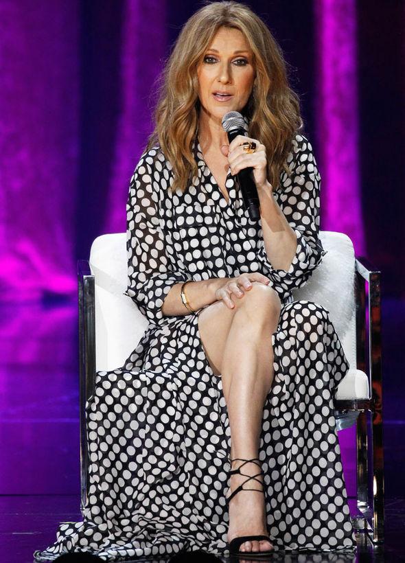 Celine Dion Returns To Vegas Residency After Nursing
