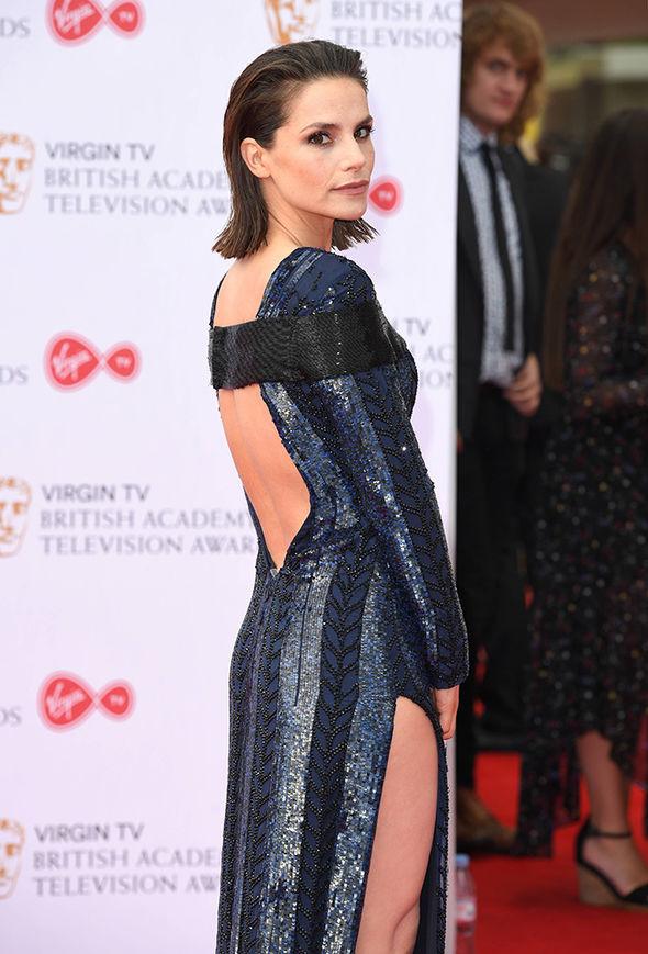 BAFTA TV Awards King Charles IIIs Charlotte Riley