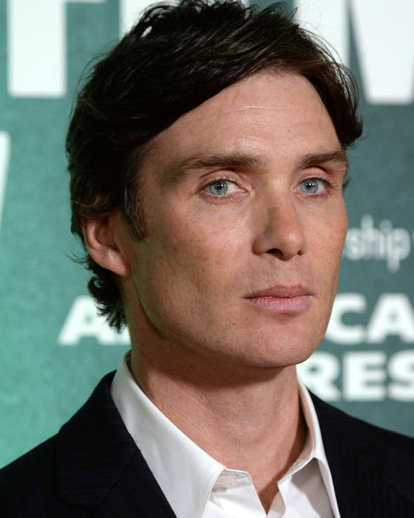 Cillian Murphy is best known for playing Tommy Shelby in Peaky Blinders